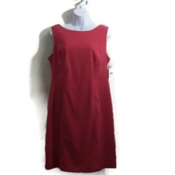 a4a044e03f630 ALYX Limited Size 14 Hot Pink Sleeveless Dress
